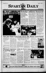 Spartan Daily, April 9, 1999