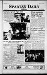 Spartan Daily, April 14, 1999