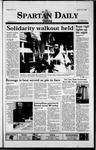 Spartan Daily, April 15, 1999