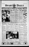 Spartan Daily, April 30, 1999 by San Jose State University, School of Journalism and Mass Communications