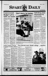 Spartan Daily, May 4, 1999 by San Jose State University, School of Journalism and Mass Communications