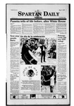Spartan Daily, May 5, 1999 by San Jose State University, School of Journalism and Mass Communications