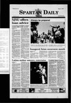 Spartan Daily, May 6, 1999 by San Jose State University, School of Journalism and Mass Communications