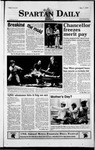 Spartan Daily, May 7, 1999 by San Jose State University, School of Journalism and Mass Communications