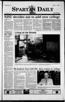 Spartan Daily, May 11, 1999 by San Jose State University, School of Journalism and Mass Communications