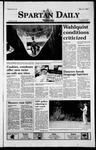 Spartan Daily, May 12, 1999 by San Jose State University, School of Journalism and Mass Communications