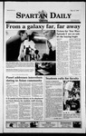 Spartan Daily, May 13, 1999 by San Jose State University, School of Journalism and Mass Communications