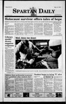 Spartan Daily, May 14, 1999 by San Jose State University, School of Journalism and Mass Communications