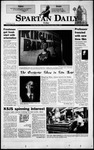 Spartan Daily, August 27, 1999 by San Jose State University, School of Journalism and Mass Communications
