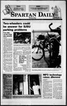 Spartan Daily, September 1, 1999 by San Jose State University, School of Journalism and Mass Communications