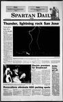 Spartan Daily, September 10, 1999