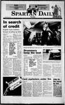 Spartan Daily, September 14, 1999