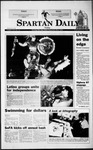 Spartan Daily, September 17, 1999 by San Jose State University, School of Journalism and Mass Communications