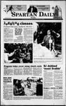 Spartan Daily, September 21, 1999 by San Jose State University, School of Journalism and Mass Communications