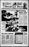 Spartan Daily, September 22, 1999