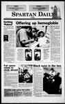 Spartan Daily, October 1, 1999