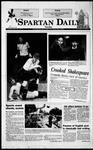 Spartan Daily, October 5, 1999