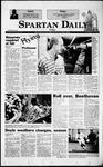 Spartan Daily, October 8, 1999