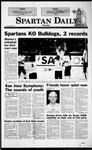 Spartan Daily, October 11, 1999