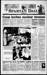 Spartan Daily, October 13, 1999
