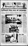Spartan Daily, October 14, 1999