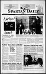 Spartan Daily, October 15, 1999