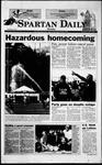Spartan Daily, October 25, 1999