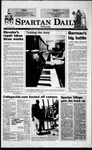 Spartan Daily, October 27, 1999 by San Jose State University, School of Journalism and Mass Communications