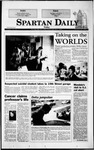 Spartan Daily, October 29, 1999 by San Jose State University, School of Journalism and Mass Communications