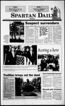 Spartan Daily, November 1, 1999 by San Jose State University, School of Journalism and Mass Communications