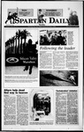 Spartan Daily, November 2, 1999 by San Jose State University, School of Journalism and Mass Communications