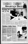 Spartan Daily, November 5, 1999