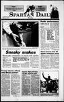 Spartan Daily, November 8, 1999
