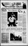 Spartan Daily, November 9, 1999 by San Jose State University, School of Journalism and Mass Communications