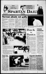 Spartan Daily, November 11, 1999 by San Jose State University, School of Journalism and Mass Communications