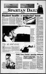 Spartan Daily, November 15, 1999 by San Jose State University, School of Journalism and Mass Communications