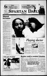 Spartan Daily, November 17, 1999 by San Jose State University, School of Journalism and Mass Communications