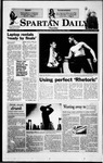 Spartan Daily, November 18, 1999 by San Jose State University, School of Journalism and Mass Communications