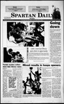 Spartan Daily, November 22, 1999 by San Jose State University, School of Journalism and Mass Communications