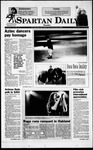 Spartan Daily, November 23, 1999 by San Jose State University, School of Journalism and Mass Communications