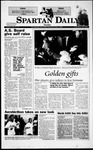 Spartan Daily, November 30, 1999 by San Jose State University, School of Journalism and Mass Communications