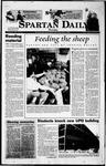 Spartan Daily, December 2, 1999 by San Jose State University, School of Journalism and Mass Communications