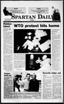 Spartan Daily, December 3, 1999