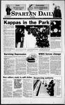 Spartan Daily, December 7, 1999