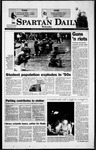 Spartan Daily, December 8, 1999 by San Jose State University, School of Journalism and Mass Communications