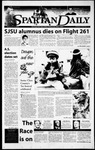 Spartan Daily, February 7, 2000 by San Jose State University, School of Journalism and Mass Communications