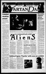 Spartan Daily, February 8, 2000 by San Jose State University, School of Journalism and Mass Communications