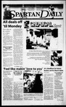 Spartan Daily, February 9, 2000 by San Jose State University, School of Journalism and Mass Communications