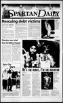 Spartan Daily, February 16, 2000 by San Jose State University, School of Journalism and Mass Communications
