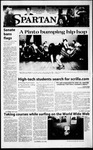 Spartan Daily, February 18, 2000 by San Jose State University, School of Journalism and Mass Communications